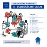 Comienzan las inscripciones a la Diplomatura Superior en Ecología Integral